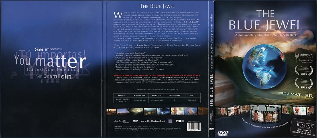 DVD - 6-panel digipak - Outside 1112