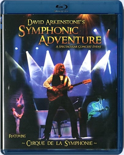 DVD - BD - David Arkenstone - Cover 406