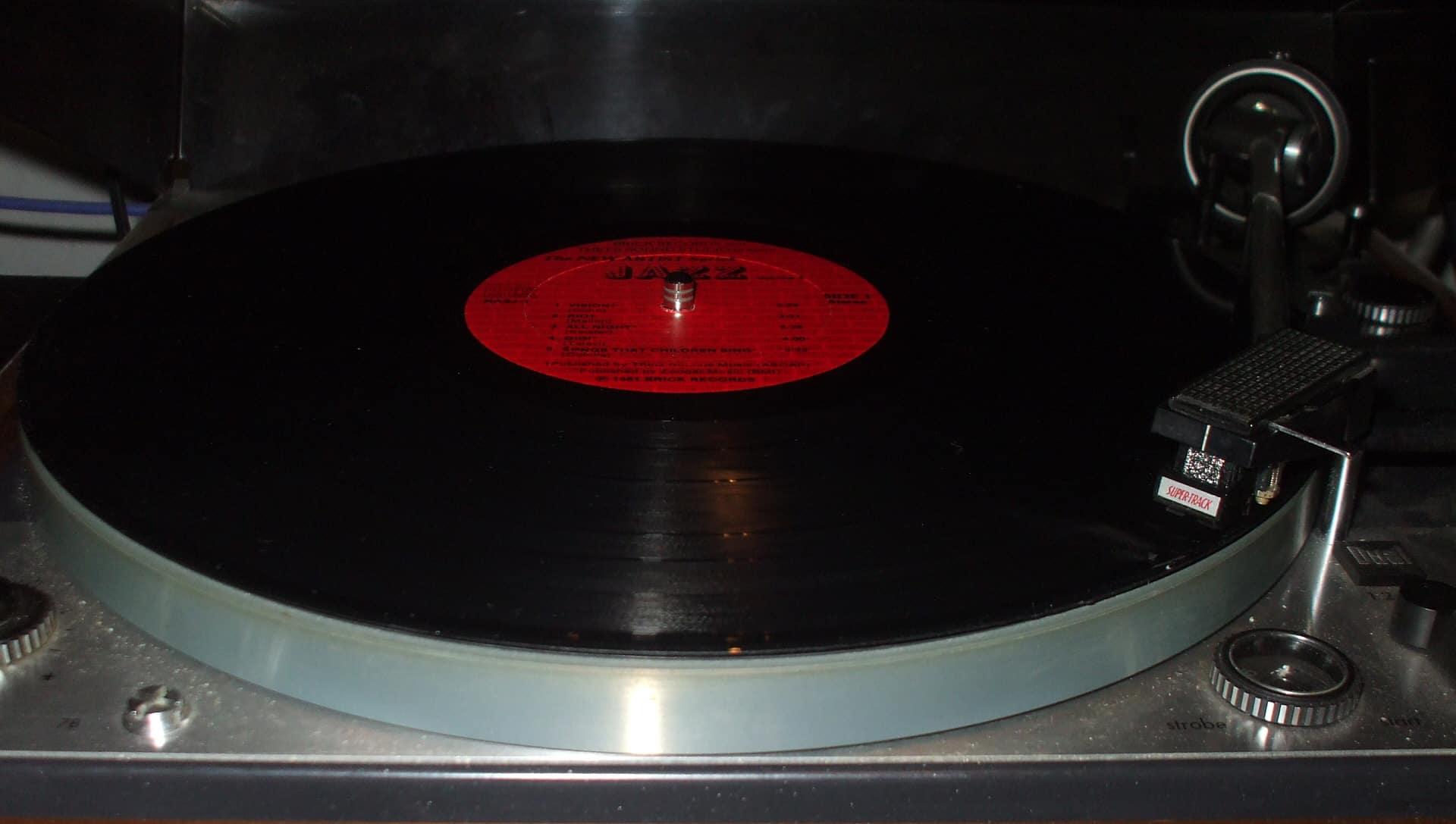 black vinyl records 250 ea tsi digital media